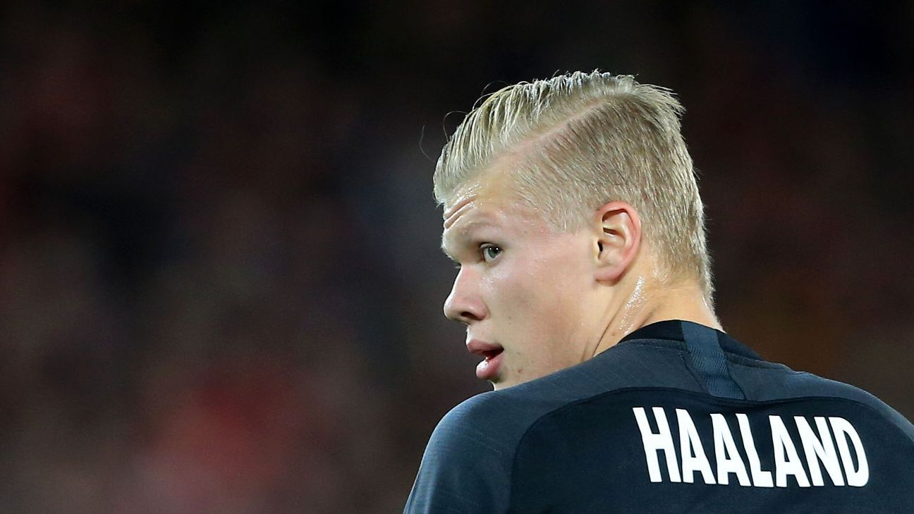 Transfer Talk: Erling Haaland edges closer to Man United move after father tours Carrington