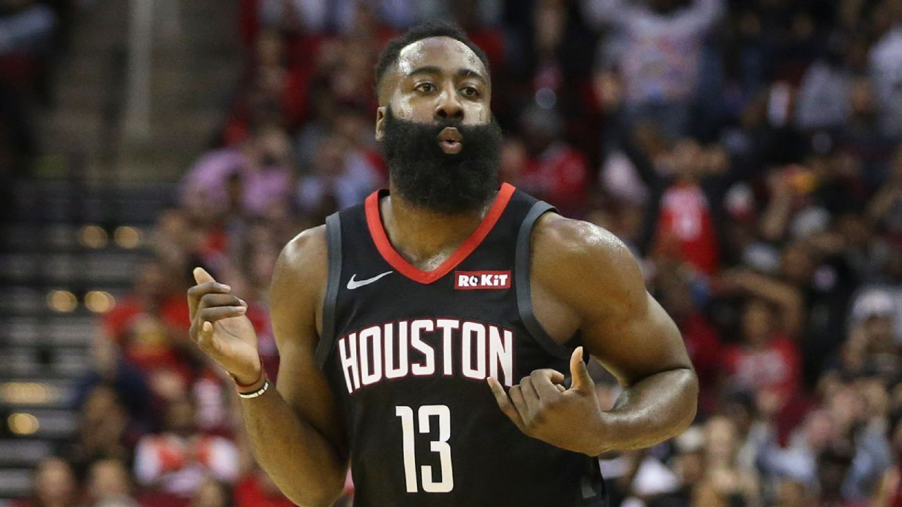 Russell Westbrook: Don't normalize James Harden's greatness