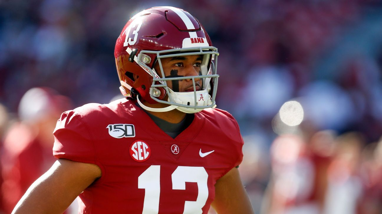 Tua Tagovailoa: Tough to pass on draft if top 10-15 pick