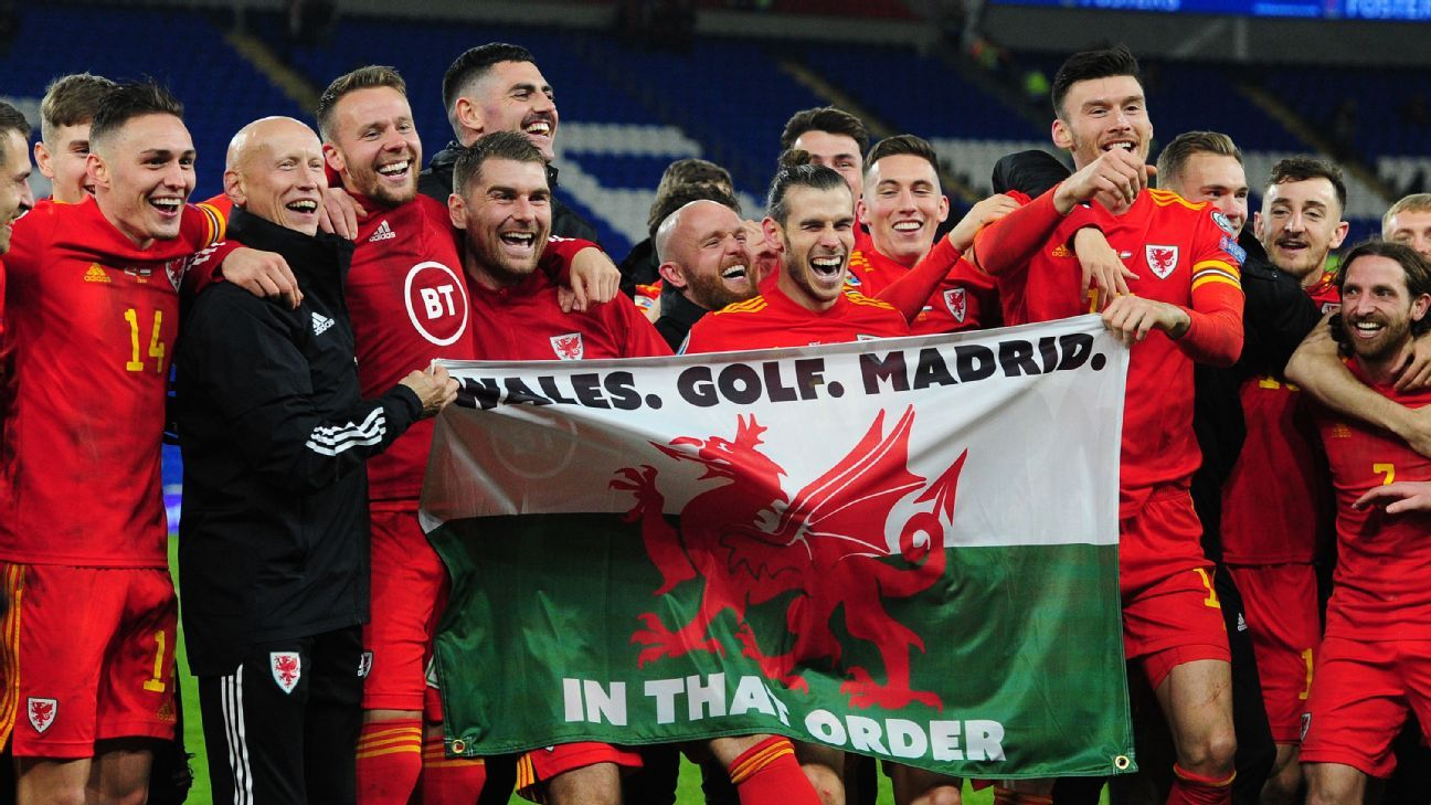 Bernabeu rage over Wales flag doesn't worry Bale