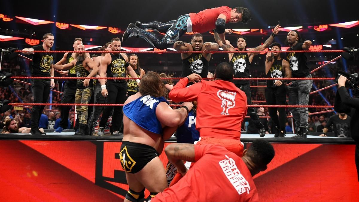 The lapsed fan's guide to 2019 WWE Survivor Series