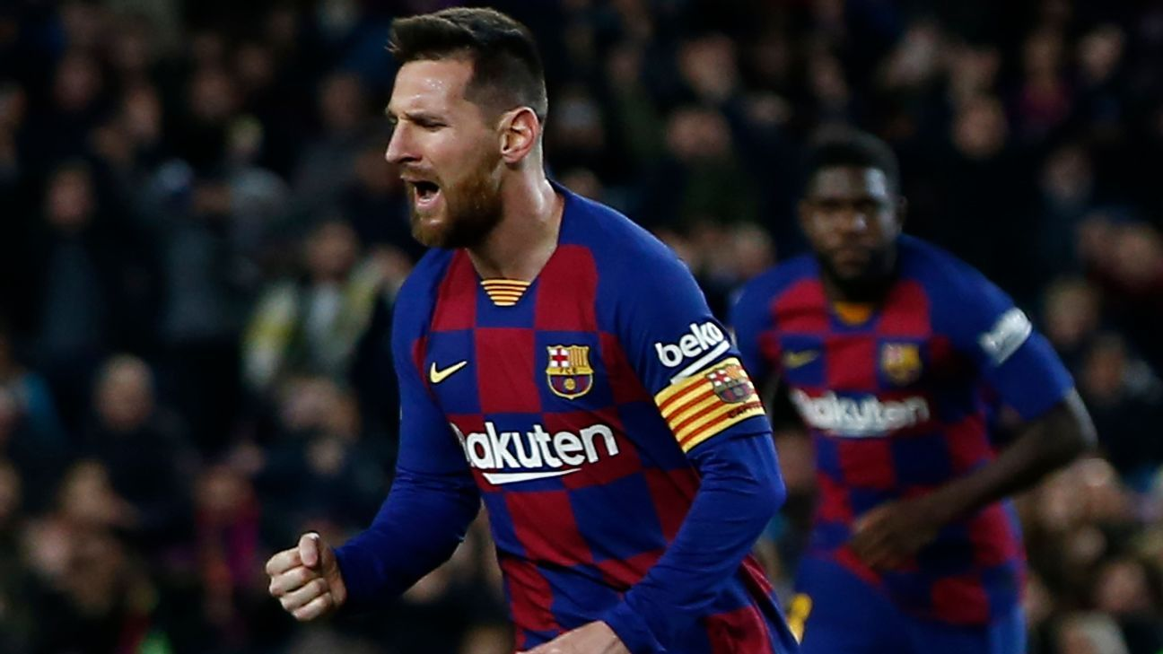 Fantasy La Liga: Lionel Messi poised to take scoring lead from Karim Benzema