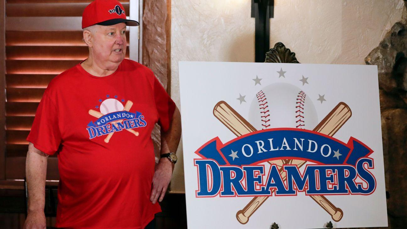Ex-Magic executive Pat Williams wants to bring MLB to Orlando