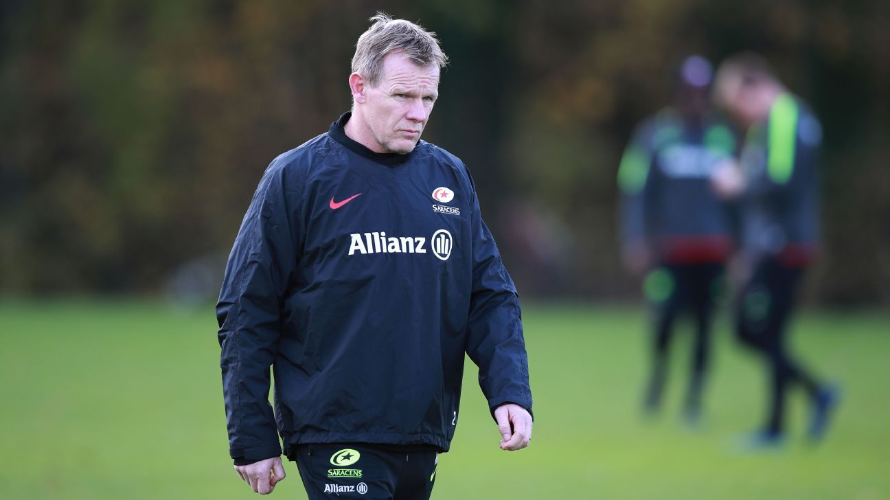 Saracens won't ask players to put club before country, says coach Mark McCall