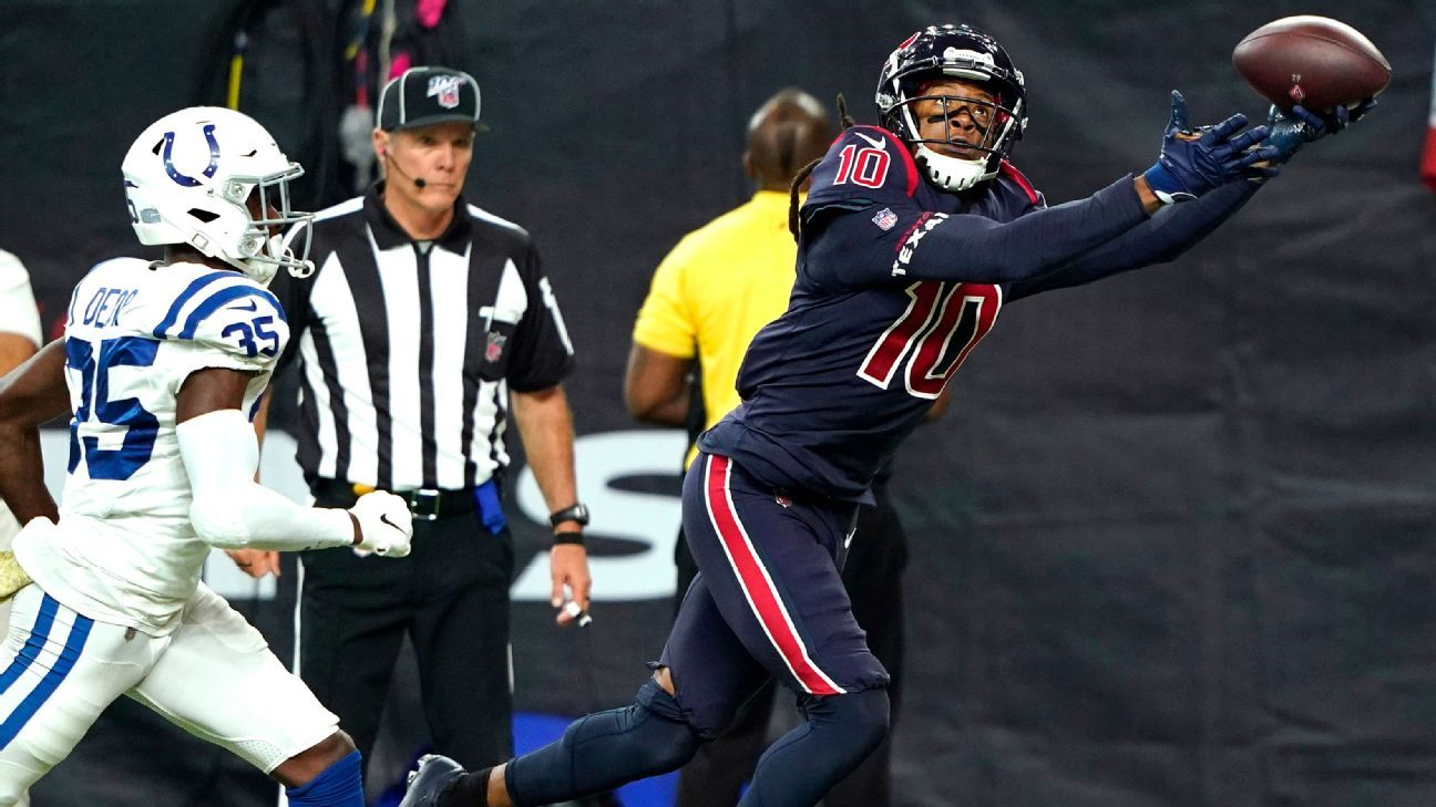 DeAndre Hopkins' monster game gives Texans huge playoff boost