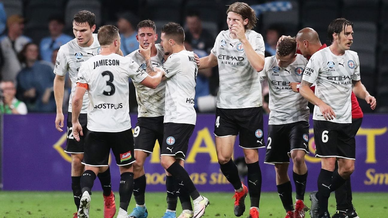 Jamie Maclaren wins A-League thriller for Melbourne City over Wesyern Sydney