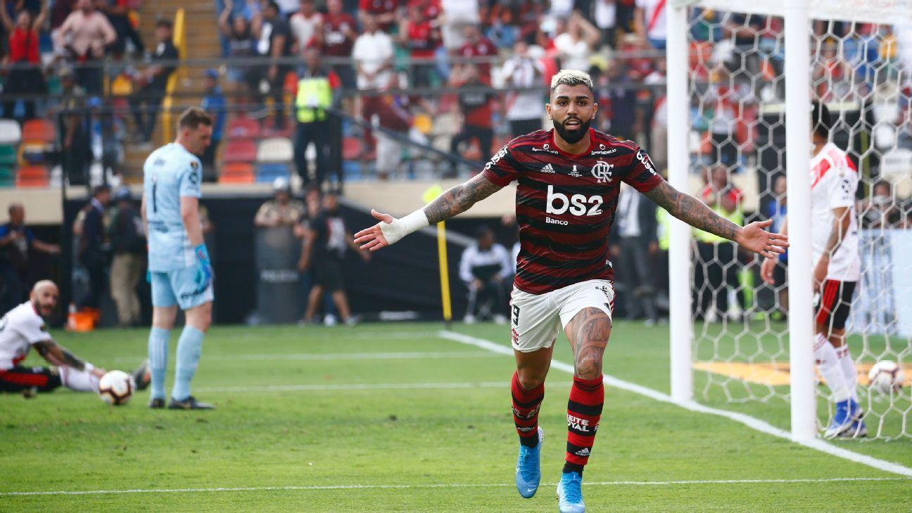 Flamengo Vs River Plate Football Match Summary November 23 2019 Espn