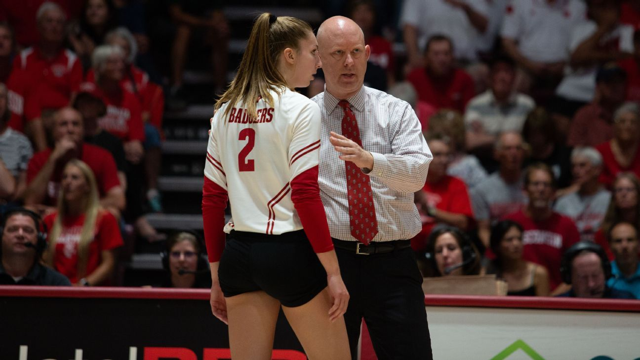 Sydney Hilley has Wisconsin volleyball seeking final four with swagger and sets