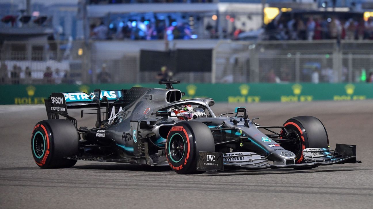Mercedes to debut 2020 car on Valentine's Day