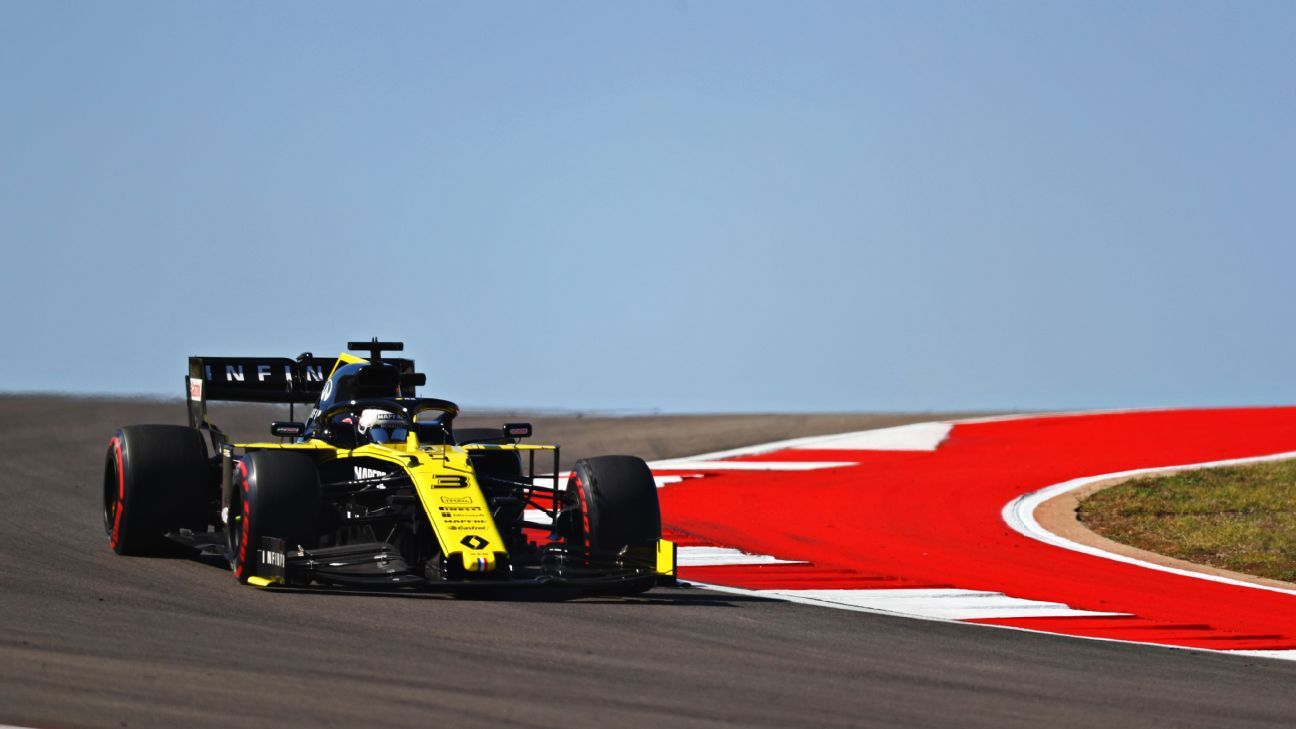 Despite a frustrating Renault debut, Ricciardo is still one of F1's best