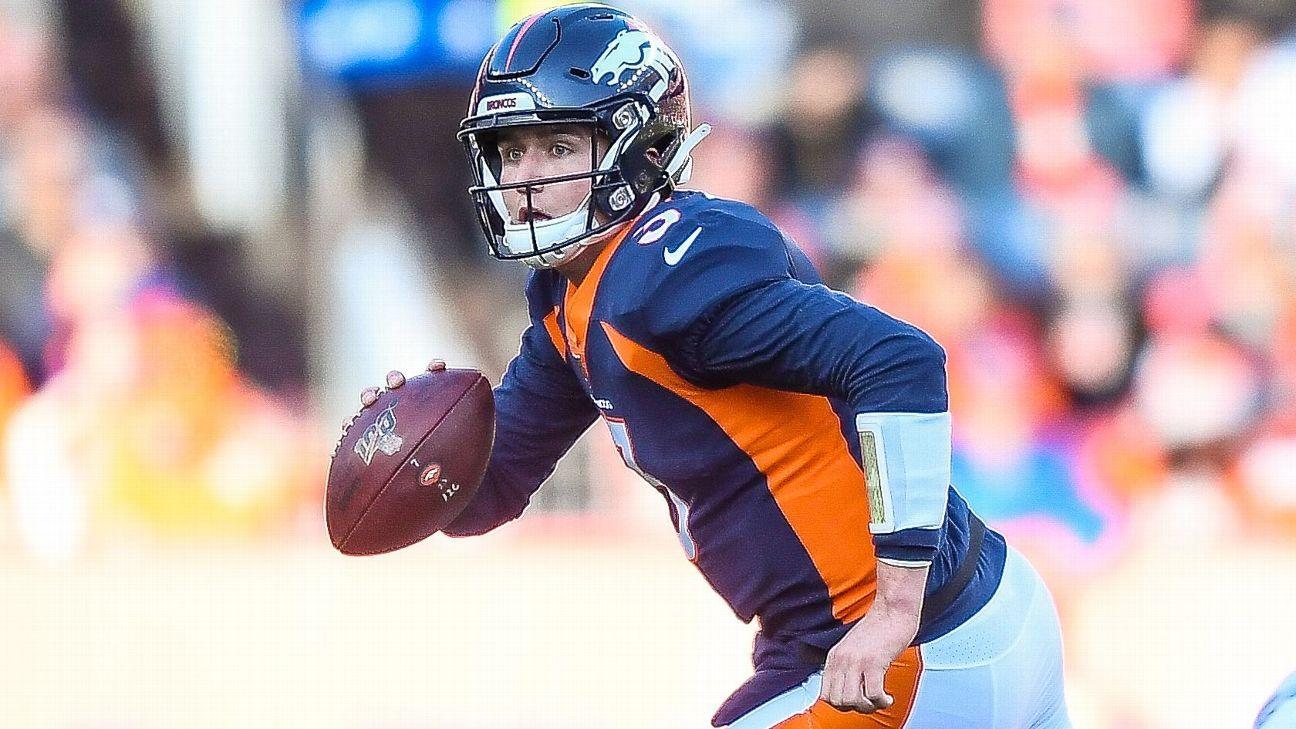 Broncos' revolving QB door delivers winner in Lock