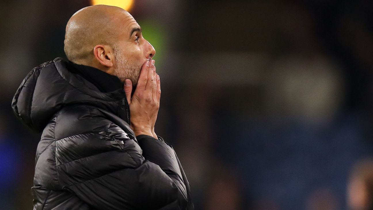 Guardiola: Man City too far behind Liverpool to care about Man United clash