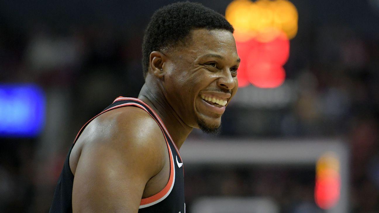 Raptors' Kyle Lowry starts Game 1 vs. Celtics – ESPN