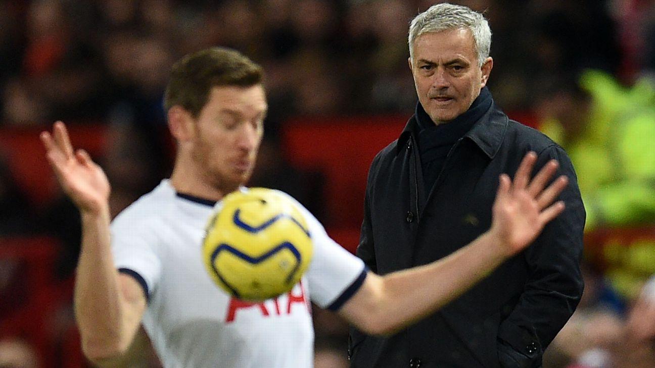 Prem preview: Can Morunho reinvigorate Spurs' insipid defence?