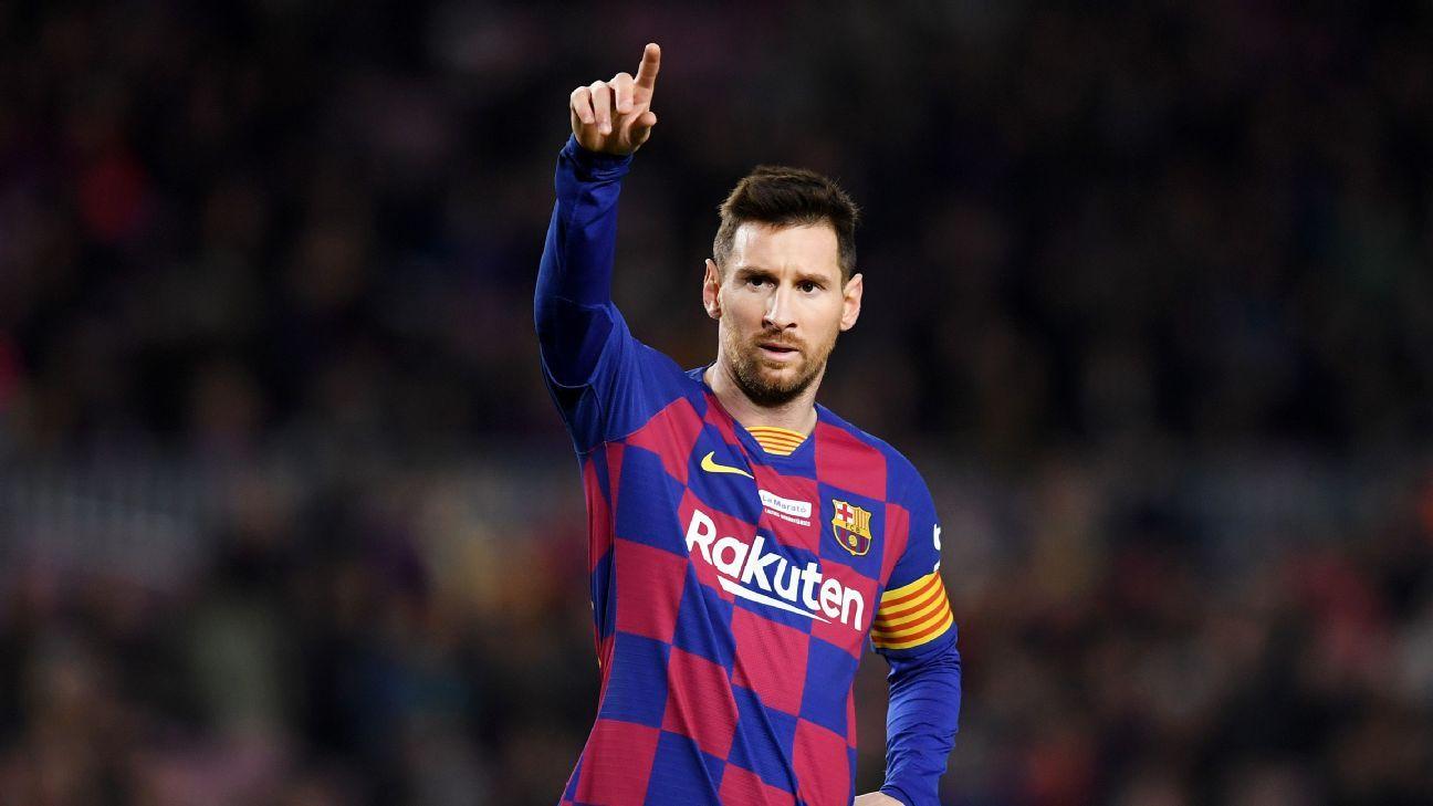 Messi bags hat trick, earns perfect 10 in masterclass vs. Mallorca