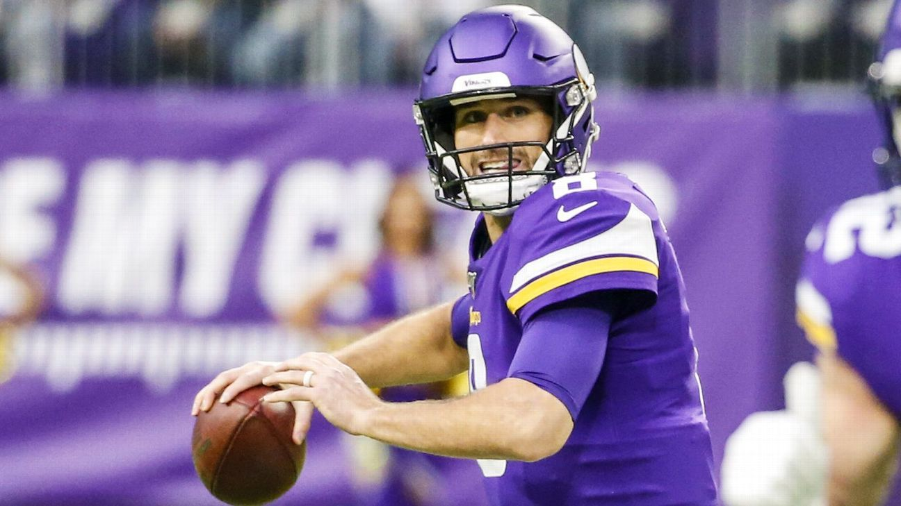 Vikings stay firmly in NFC race with bounce-back win