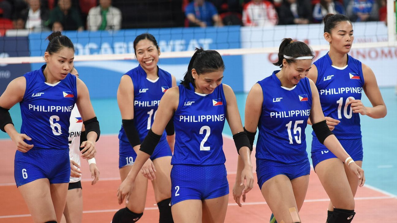 PH drops five-set heartbreaker to Indonesia, fails to medal in women's volleyball