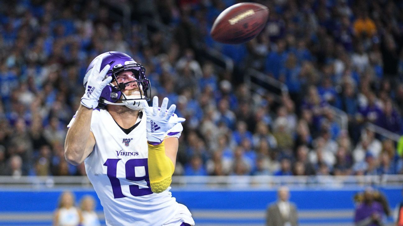 What the return of Adam Thielen means to a rolling Vikings offense