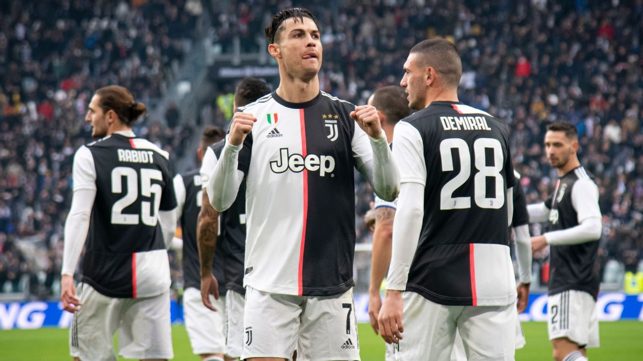 Ronaldo sets new goals record as Juventus beat Udinese