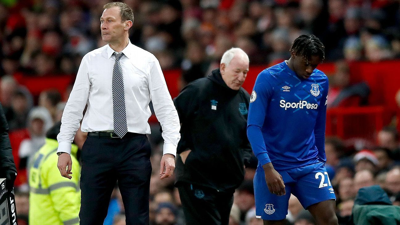 Everton's Duncan Ferguson on Moise Kean's cameo: He couldn't handle the pace
