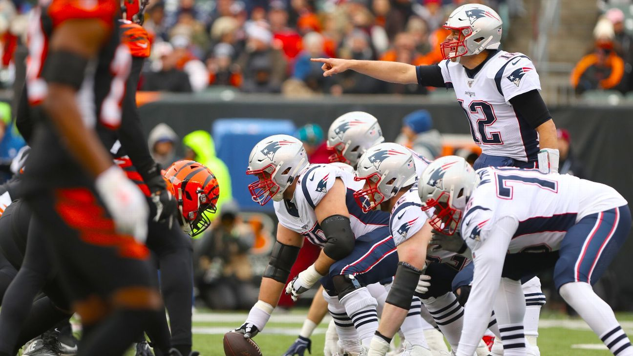 With win over Bengals, Patriots buy themselves important time to fix some things
