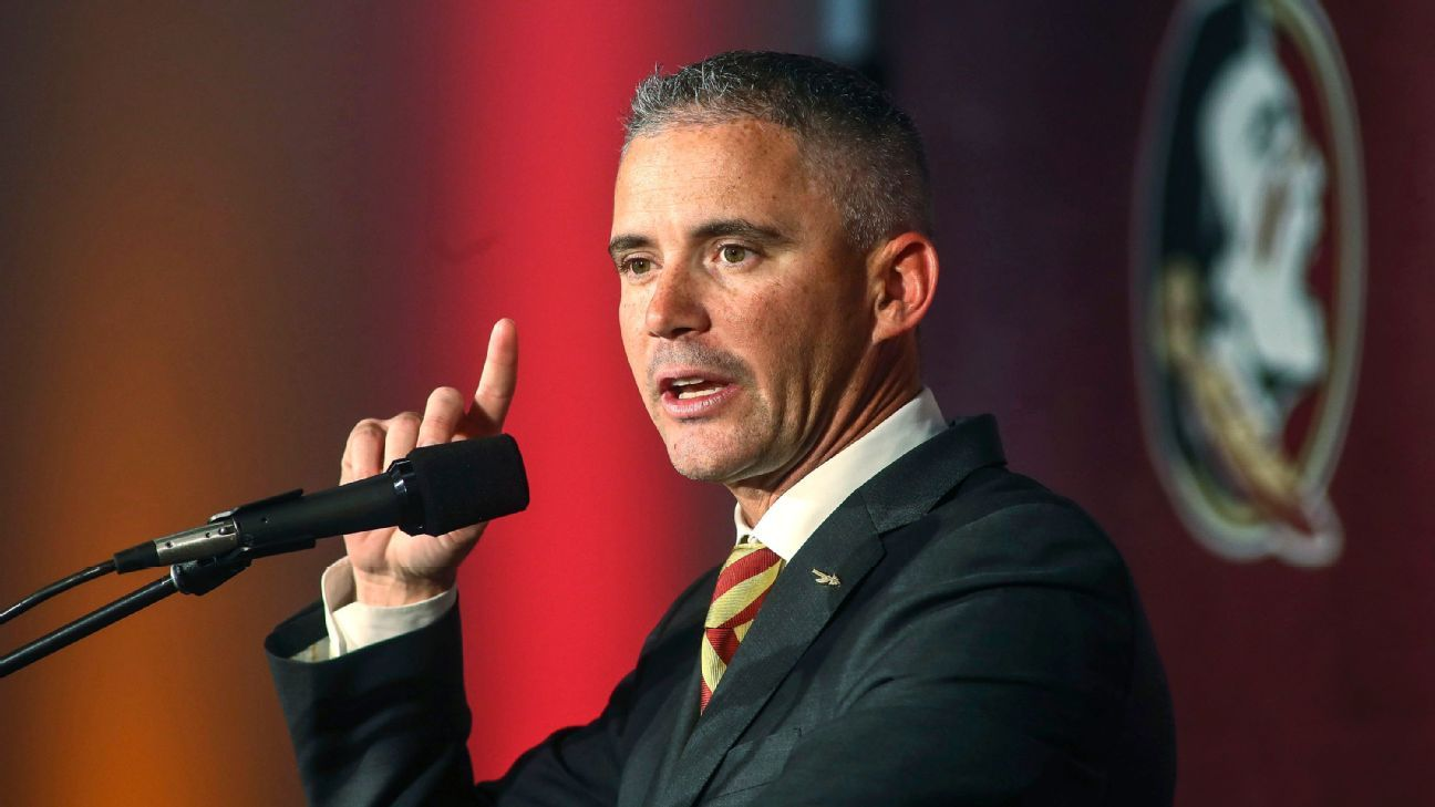 FSU coach Norvell tests positive for coronavirus