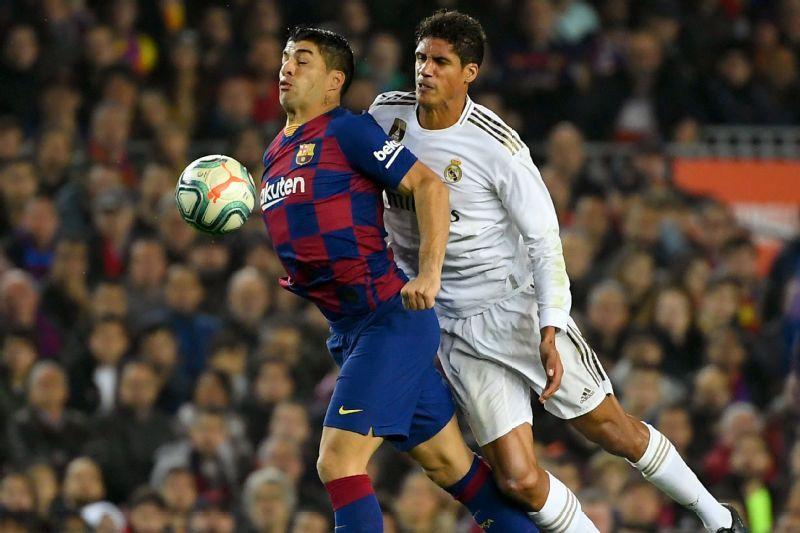 barcelona vs real madrid football match summary december 18 2019 espn barcelona vs real madrid football