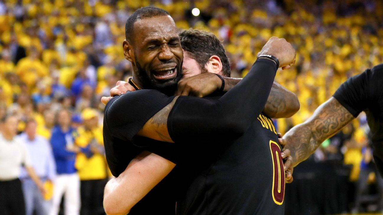 If history is any lesson, expect something amazing to happen in this year's Finals