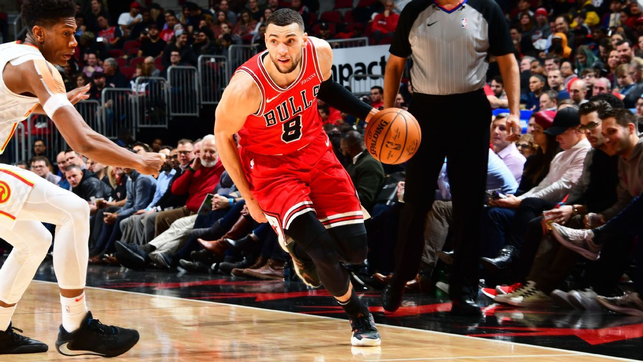 Chicago Bulls star Zach LaVine is eligible for an extension this offseason and is looking for 'respect' out of any new contract