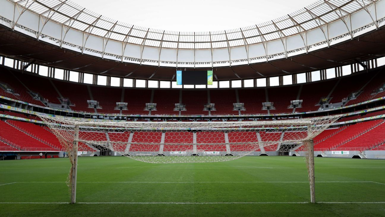 Governador planeja Supercopa Flamengo x Palmeiras no Mané Garrincha