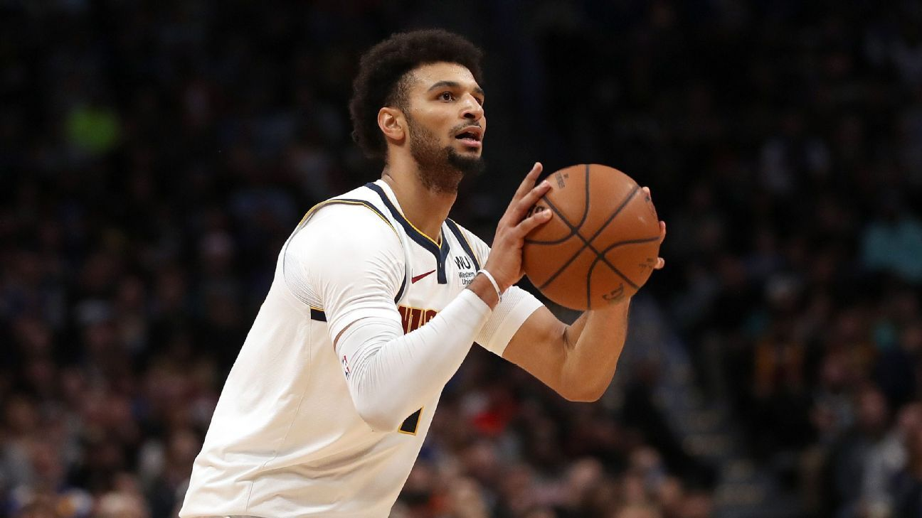 Nuggets' Jamal Murray (ankle) out for 'foreseeable future'