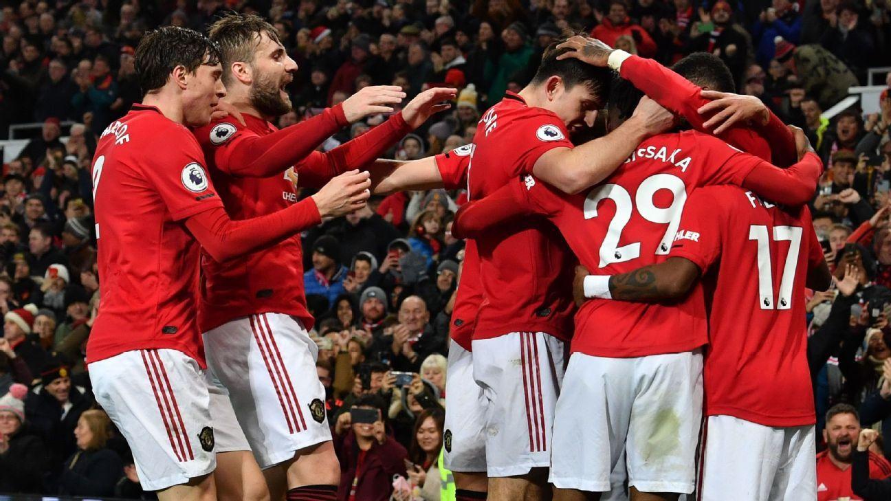 Manchester United vs. Newcastle United - Reporte del Partido - 26 diciembre, 2019 - ESPN