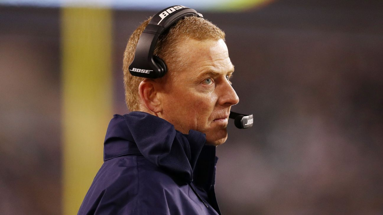 Source: Jason Garrett agrees to become new Giants OC
