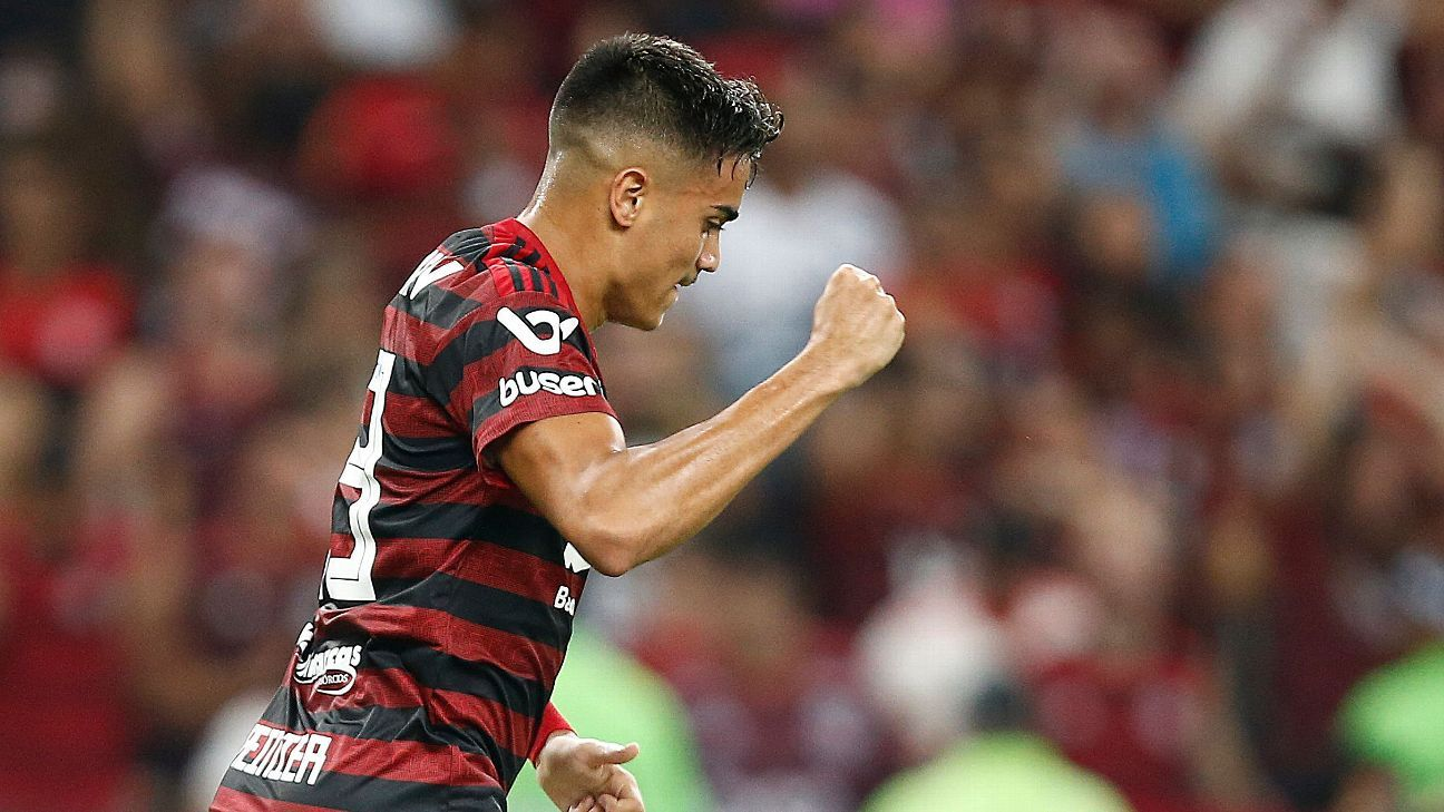 Real Madrid sign Brazilian wonderkid Reinier from Flamengo - ESPN