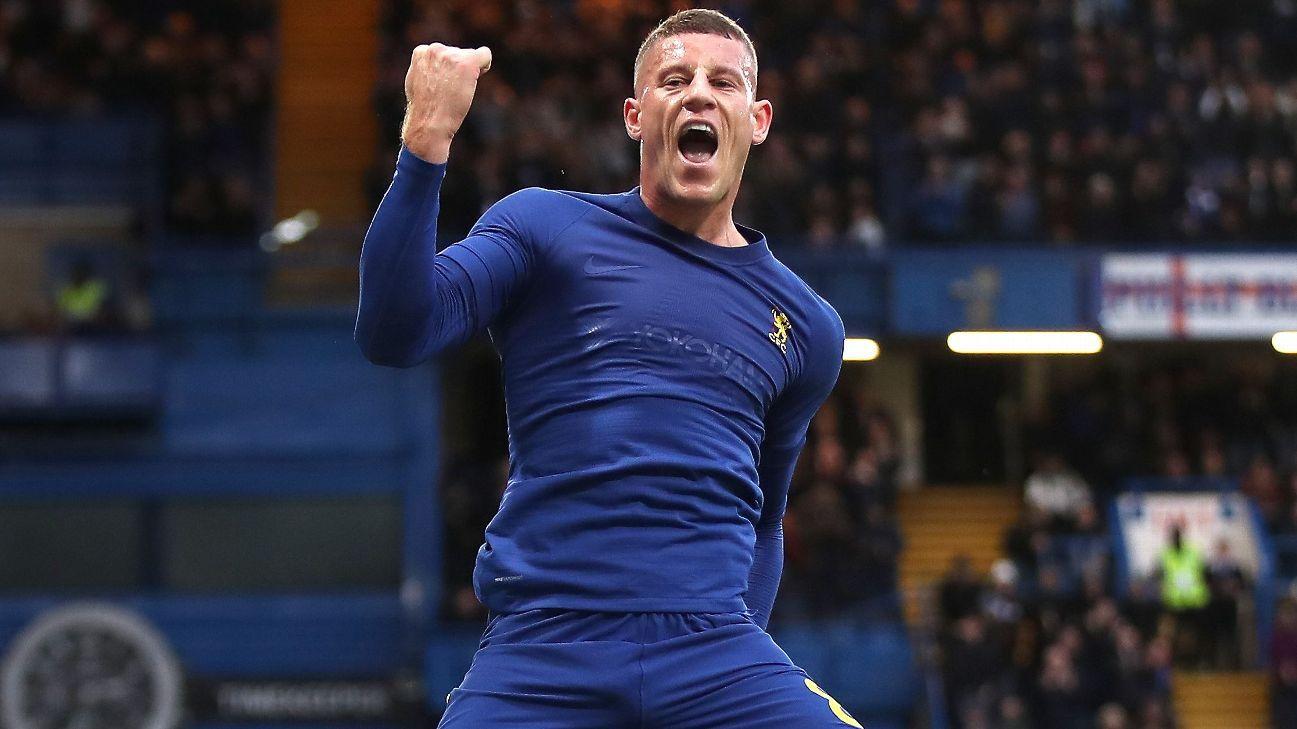 Transfer Talk: West Ham's Moyes wants reunion with Chelsea's Barkley