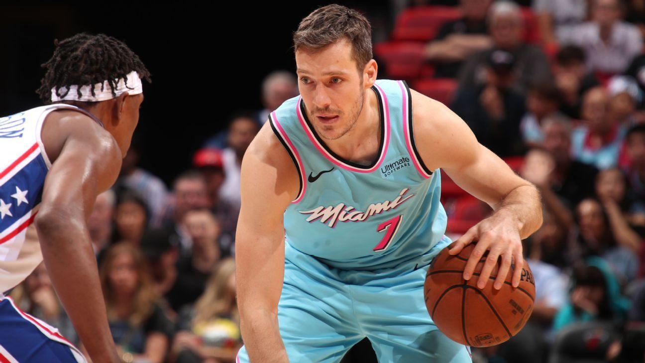 Goran Dragic among top fantasy basketball free-agent finds