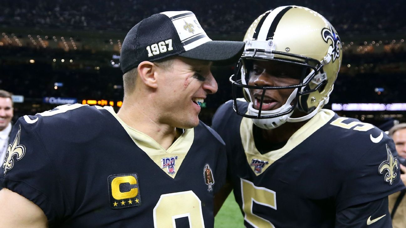 How the Saints approach 2020 with no quarterbacks under contract