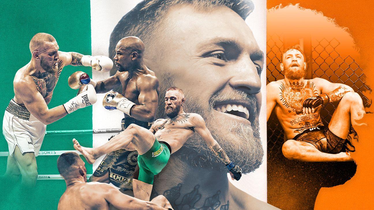 Conor McGregor's path to UFC 246: Success, history, controversy