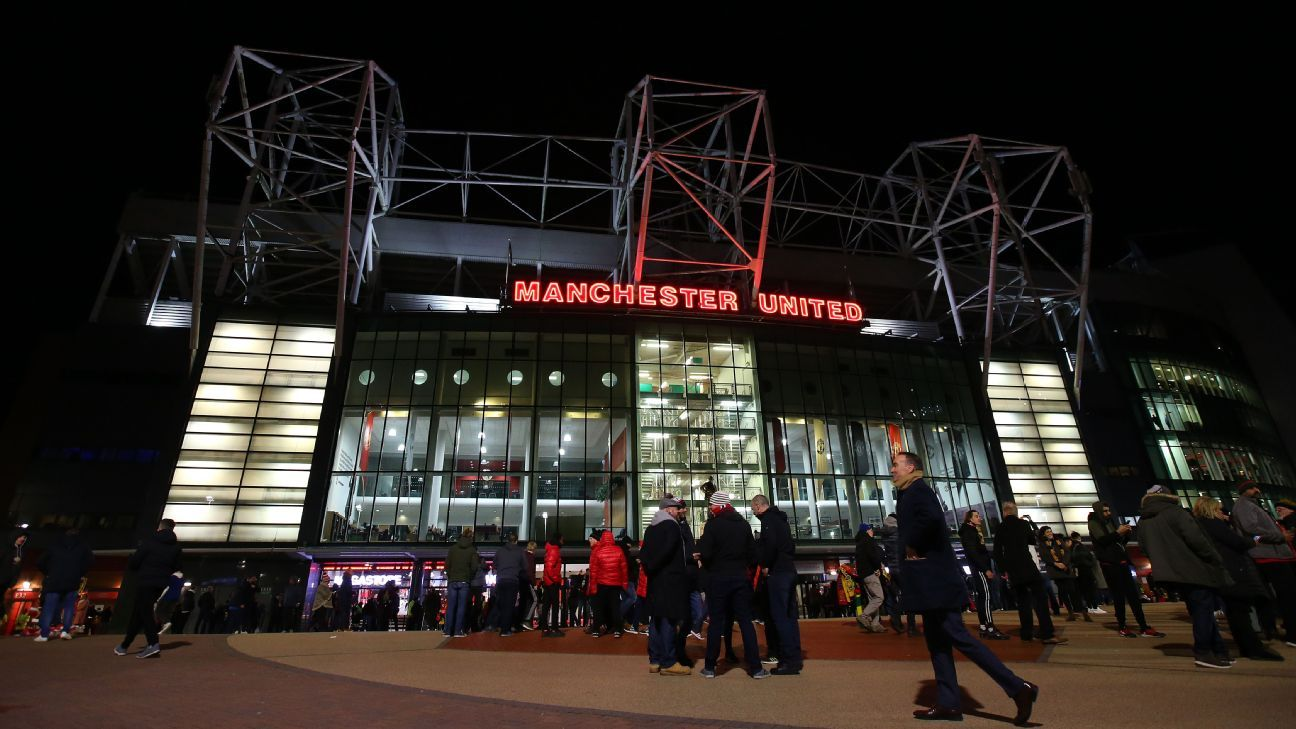 Man United could trial safe standing at Old Trafford this season - sources - ESPN