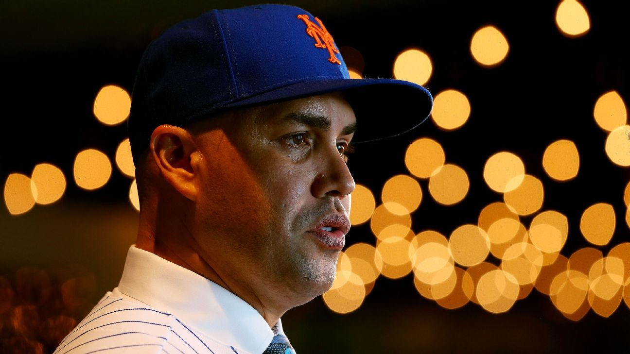 Mets agree to part ways with manager Carlos Beltran