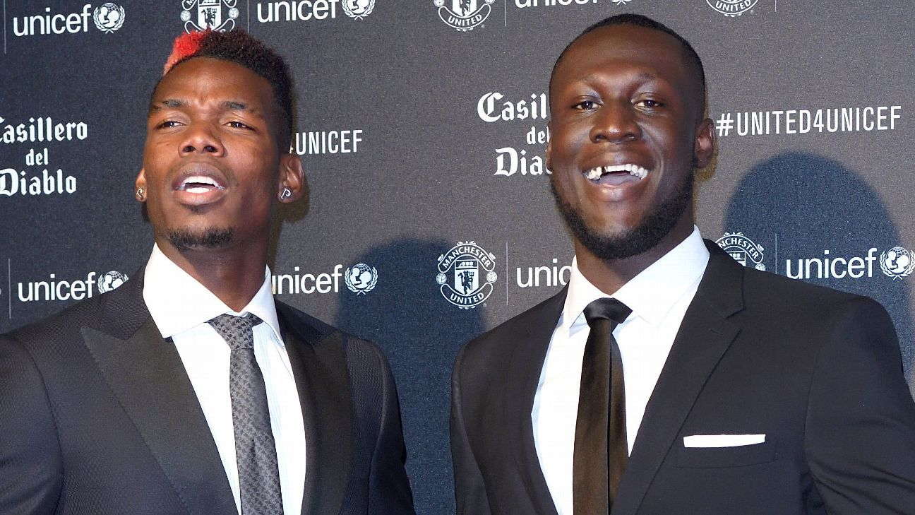 Pogba with Stormzy, 2 Chainz at Atlanta United: When soccer and music mix