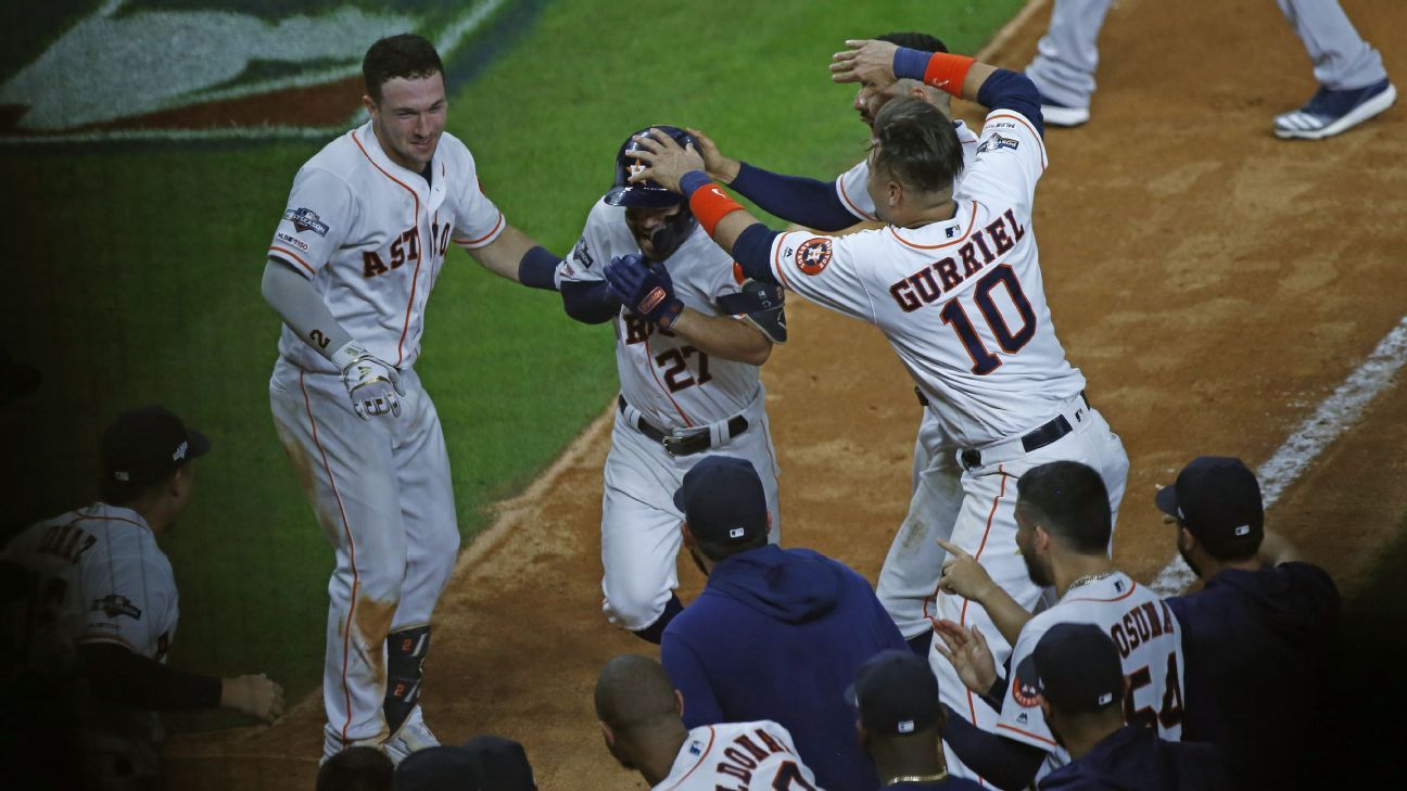 MLB: No evidence Astros used wearable devices