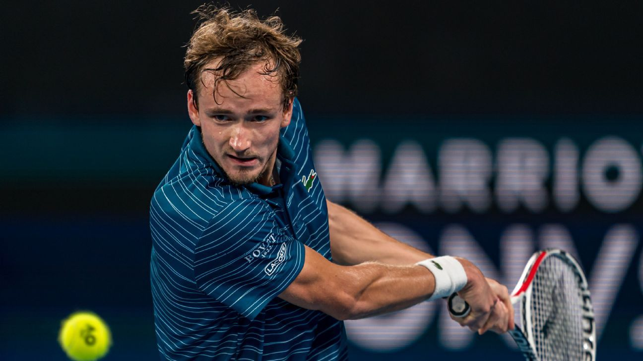 Medvedev reaches Open 13 Provence quarters