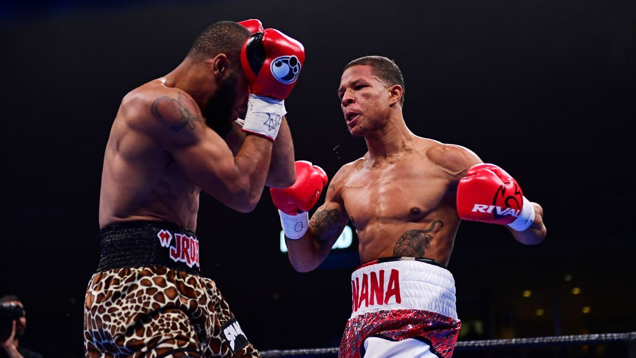 Jaison Rosario upsets Julian Williams; Eleider Alvarez KOs Michael Seals. What's next?