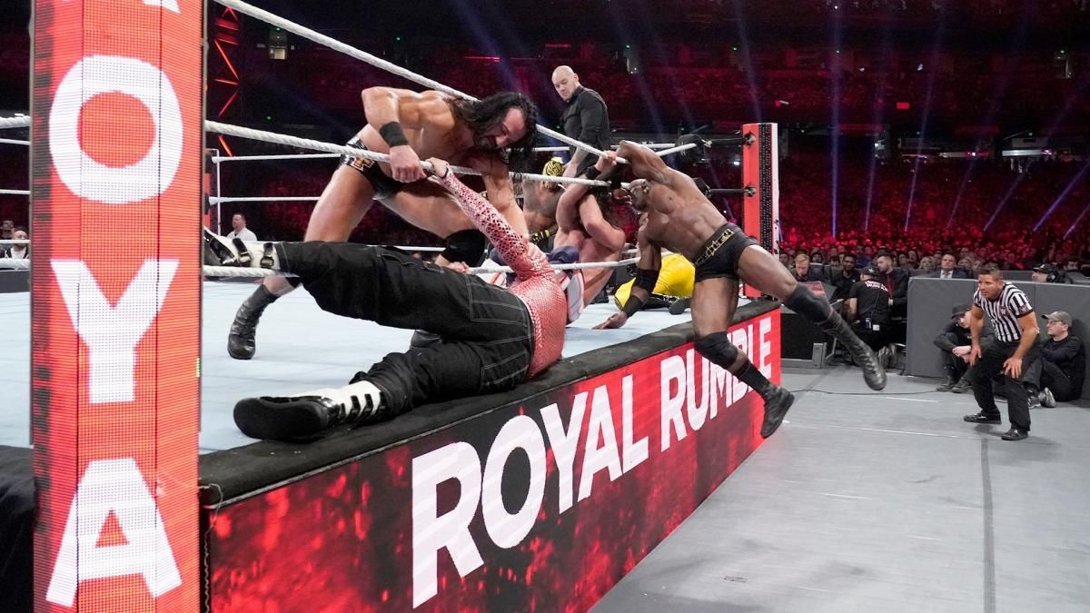 A lapsed fan's guide to the 2020 WWE Royal Rumble