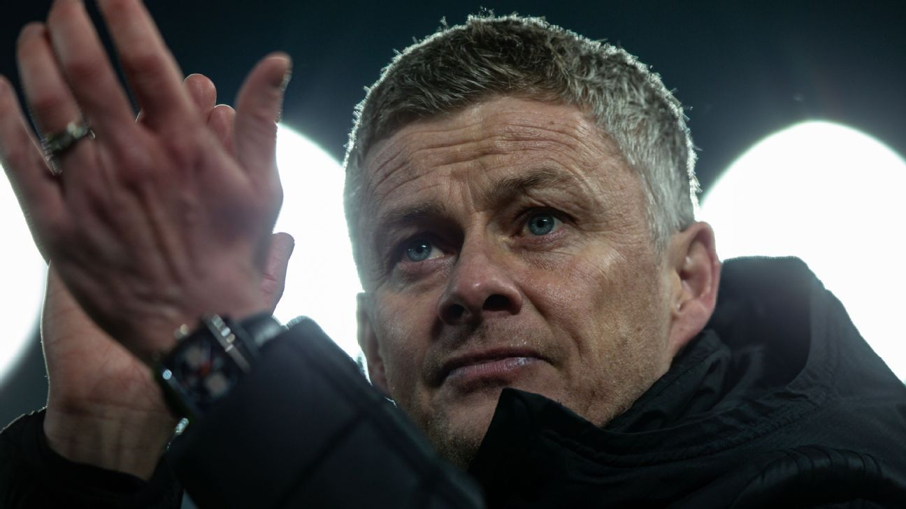 Solskjaer: Man United made progress in Liverpool loss
