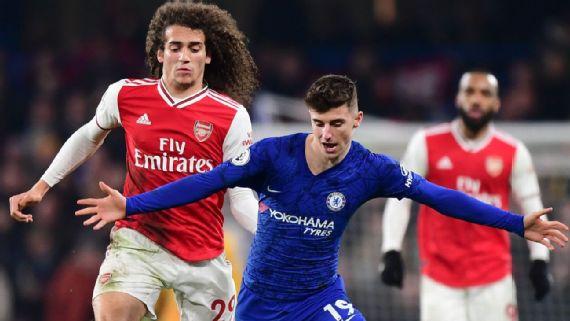 Vibrante empate entre Chelsea y Arsenal con protagonismo español (Vídeo) I?img=%2Fphoto%2F2020%2F0121%2Fr655349_2_1296x729_16%2D9