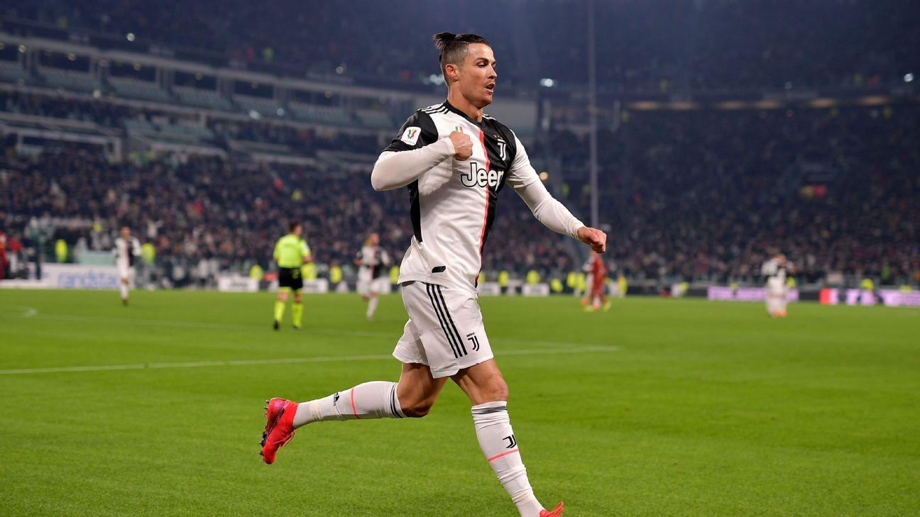 Juventus vs. AS Roma - Reporte del Partido - 22 enero, 2020 - ESPN