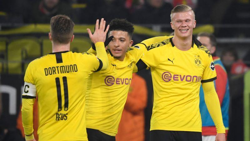 Borussia Dortmund vs. FC Cologne - Football Match Report - January 24, 2020 - ESPN