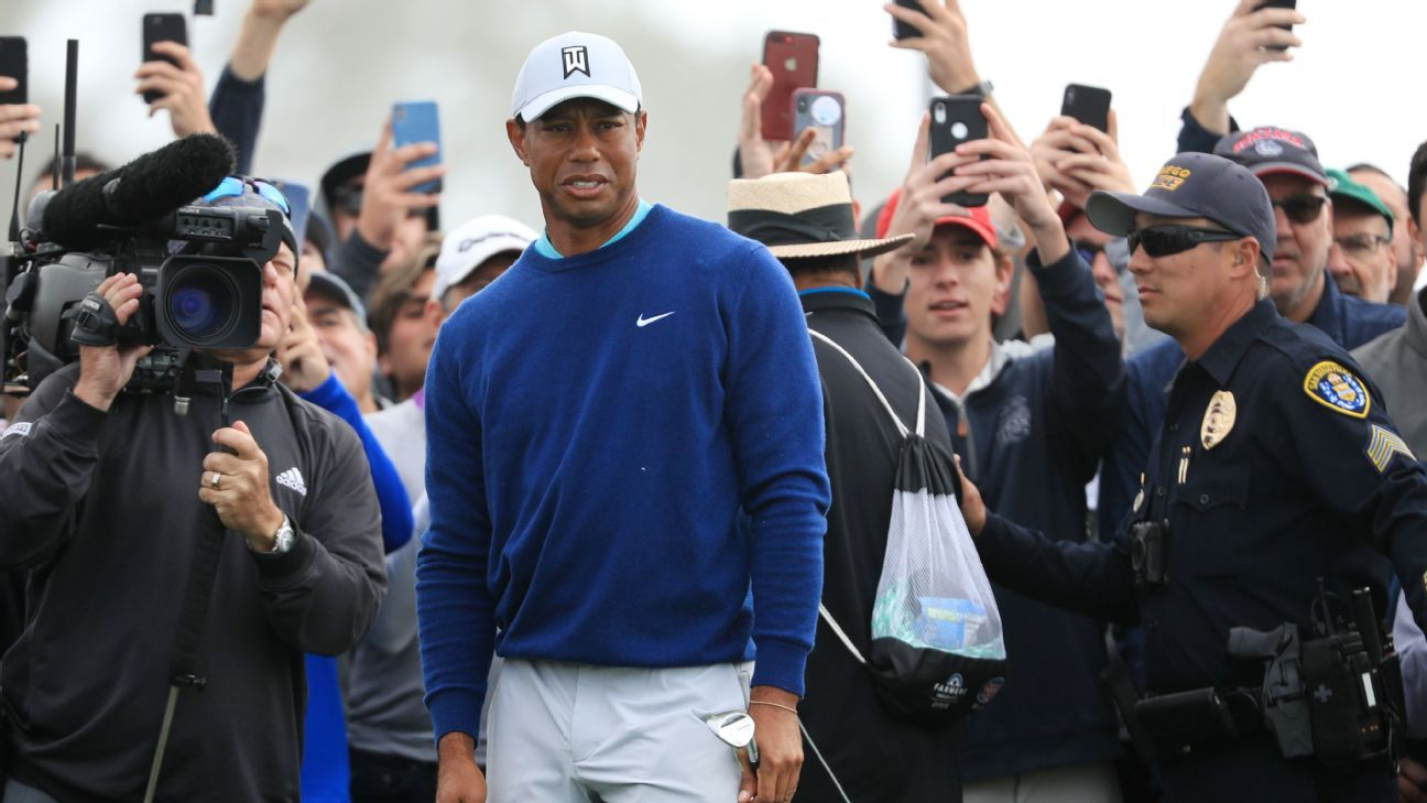 Why Sunday matters so much to Tiger Woods even if he doesn't win